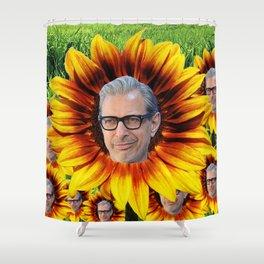 Jeff Goldbloom Shower Curtain