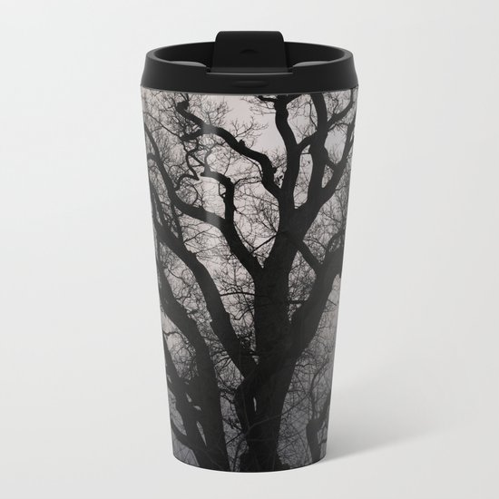 November Mood Metal Travel Mug
