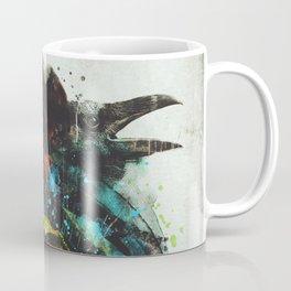 Circle of Life Surreal Study Coffee Mug