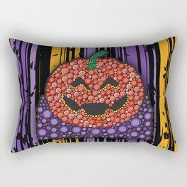 Pumpkin Halloween Rectangular Pillow