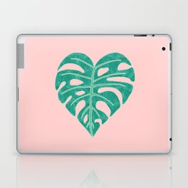 Leaf Heart Laptop & iPad Skin