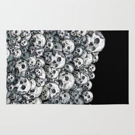 Skull Pattern Rug