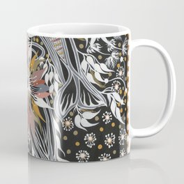 Calling of the dolphins Coffee Mug