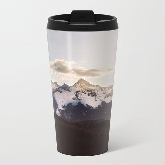 Mountain Valley #hiking Metal Travel Mug