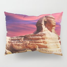 Great Sphinx of Giza, Egypt Pillow Sham