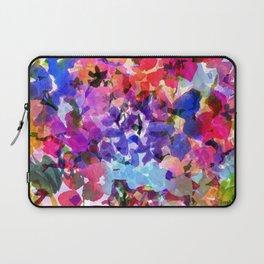 Jelly Bean Wildflowers Laptop Sleeve