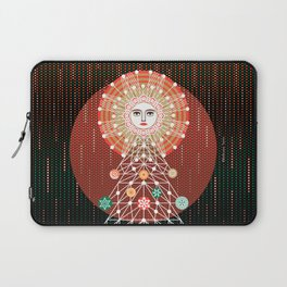 Christmas Tree by ©2018 Balbusso Twins Laptop Sleeve