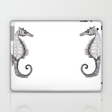 Hippocampus Abdominalis Laptop & iPad Skin