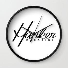 Hanker Magazine - Original Wall Clock
