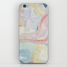 Pastel Abstract iPhone Skin