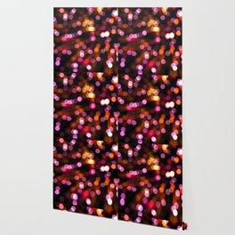 Fireworks Pink (Color) Wallpaper