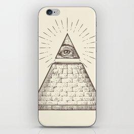 iLLuminati iPhone Skin
