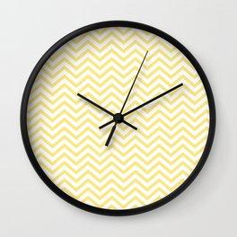 Sweet Corn Lines Wall Clock