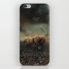 Besetting sin of progress iPhone & iPod Skin