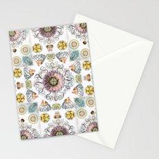 medusa mandala Stationery Cards
