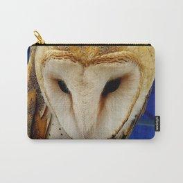 Mr. Owl the Barn Owl Carry-All Pouch