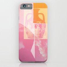Portland Vase in Pink iPhone 6s Slim Case