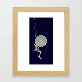 expiring youth Framed Art Print