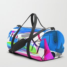 An Advantageous Perspective Duffle Bag
