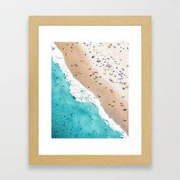 Beach Mood 2 Framed Art Print