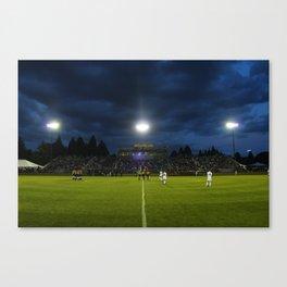 Friday Night at Merlo Field Canvas Print