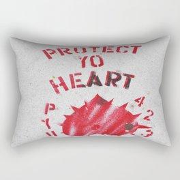 Streets of Miami Rectangular Pillow