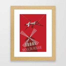 Moulin Framed Art Print
