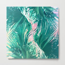 Jungle Rythmn Metal Print