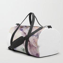 Watercolor Dunnock Painting Duffle Bag
