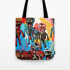 One in crowd Tote Bag