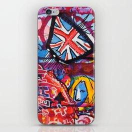 PUNK PUNK PUNK | Basquiat Picasso Kippenberger | 2013 iPhone Skin
