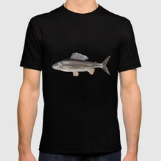 Grayling LARGE Black Mens Fitted Tee