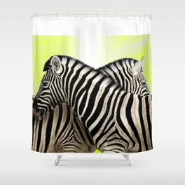 ISA VIBE Shower Curtain