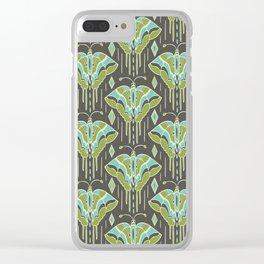 La maison des papillons Clear iPhone Case