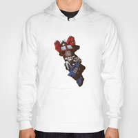 optimus prime Hoodies featuring Optimus  by Sergey Yaroshenko