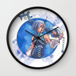 Aqua - Kingdom Hearts Wall Clock