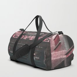 Coffee Duffle Bag
