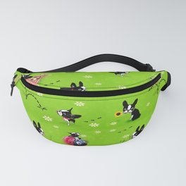 Mirabelle goes to the park a happy dog adventure Fanny Pack
