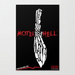 Motel Hell 2012 Takri Canvas Print