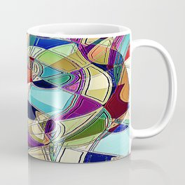 Portrait of a Phrenia Coffee Mug