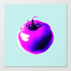 Pink tomatoes Canvas Print