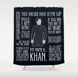John Harrison / Khan Shower Curtain