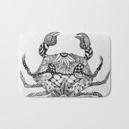 Zen Crab Bath Mat
