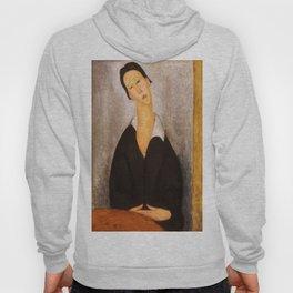 """Amedeo Modigliani """"Portrait of a Polish Woman"""" Hoody"""