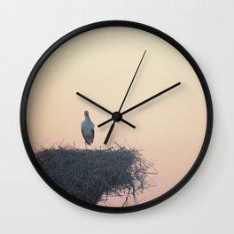 En París Wall Clock