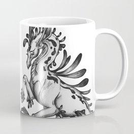 A Majestic Kelpie Coffee Mug