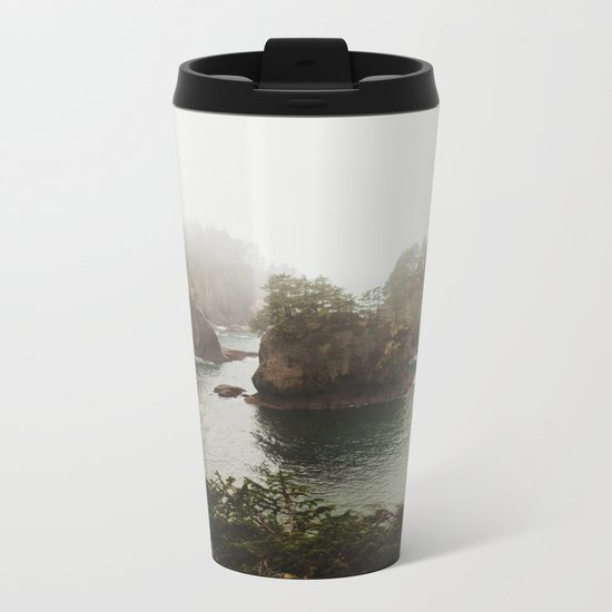 Cape Flattery Metal Travel Mug