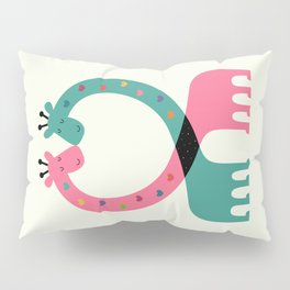 Love With Heart Pillow Sham