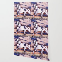 The American Paint Horse Wallpaper