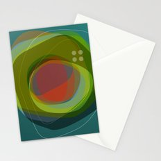 the abstract dream 6 Stationery Cards